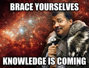 Neil DeGrasse Tyson Hosting 'Cosmos' is the Best Thing to Happen in a Long Time