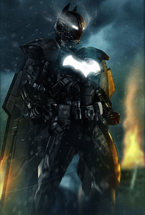 The Iron Bat is The Superhero For The 1%