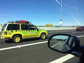 The Things You See on the Highway...