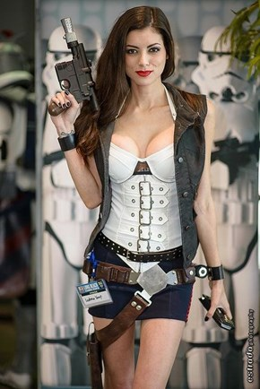 If This Were Han, I'd Probably End Up Shooting First