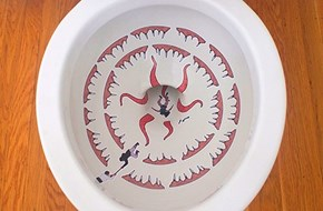 You Digest for a Couple Hours, With These Sarlacc Decals Your Toilet Will Digest for a Thousand Years!