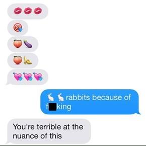 Emoji Sexting