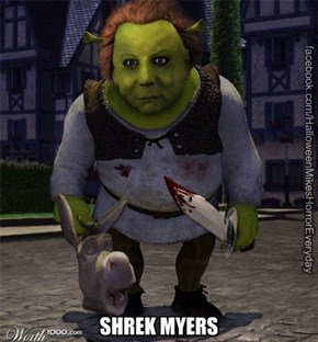 Shrek Myers