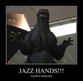JAZZ HANDS!!!