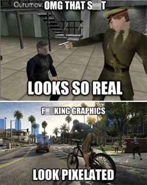 Video Gamer Logic