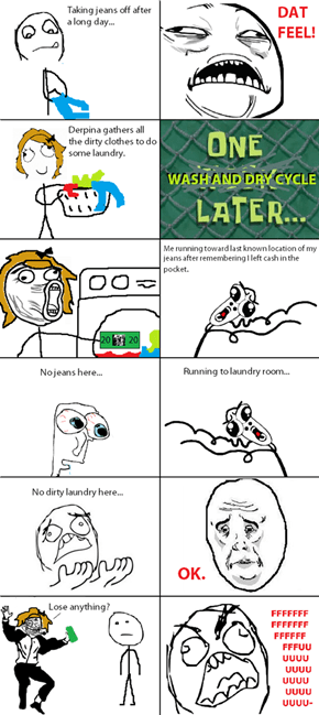 Laundry Lottery