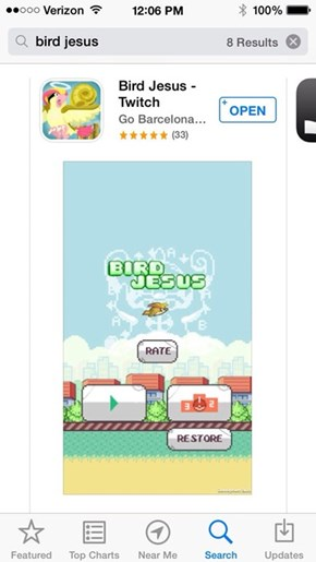 The Best Flappy Bird Clone Out There
