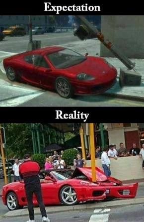 GTA Lied to Me!