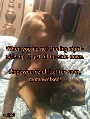 Get well, mamawalker