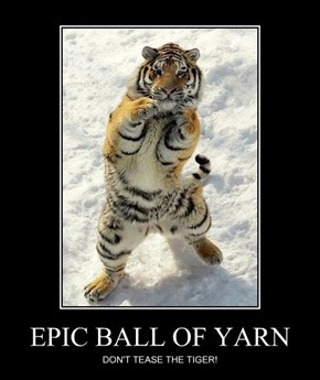 EPIC BALL OF YARN