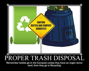 Be Smart About Your Composting