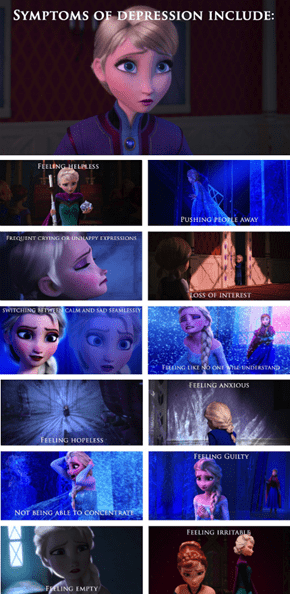 Frozen's Got Great Music and a Heroine With a Real Problem? I'm In