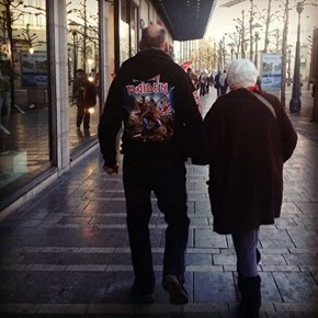Hopefully All of Us Will be This Rockin' When We're Older