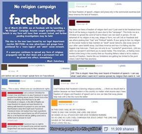 People Will Believe Anything With a Facebook Logo Attached to it