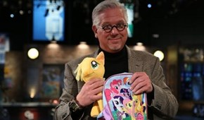 Glenn Beck wants MLP fans to #StandWithGrayson