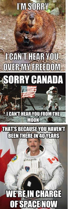 Oh Canada Snap!