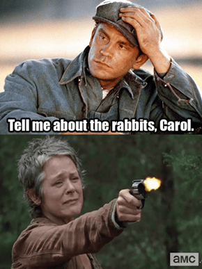 Of Mice and Carol