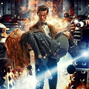Relive Series 7 of Doctor Who With These Awesome Posters