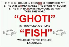 Yay English