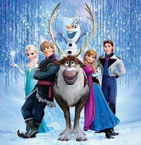 Frozen Wins Best Animated Feature Film