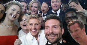 The Only Thing That Oscar Selfie Was Missing...