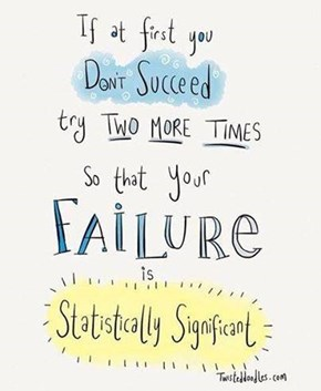 The Science of Failure
