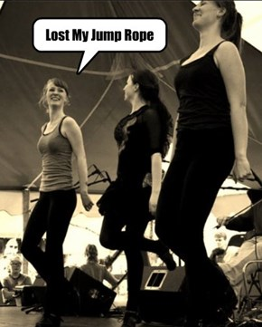 Lost My Jump Rope