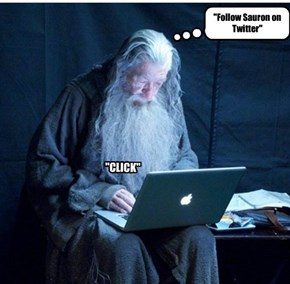 The Secret of Gandalf's Visions