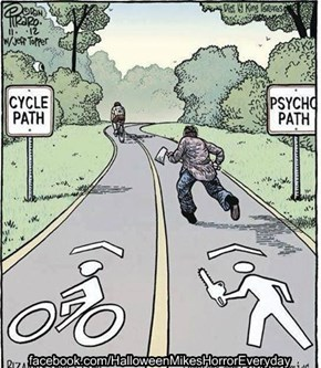 Cycle Path - Psychopath