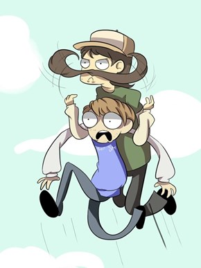 Spoiler of The Day: How Kenny Survived Season 1 of The Walking Dead Game