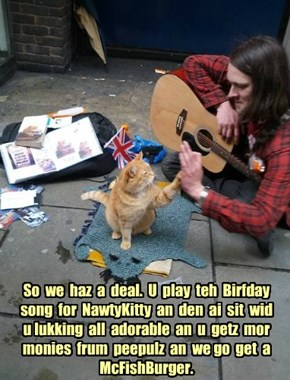 Happy Birthday NawtyKitty!