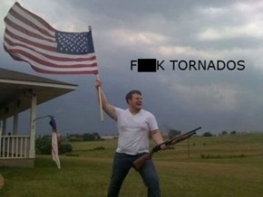 Tornado's Can't Stop America