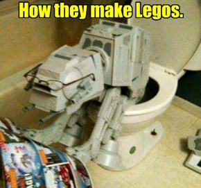 How they make Legos.