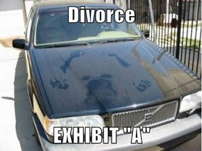 "Divorce  EXHIBIT ""A"""