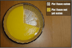 Pie Chart Real Life
