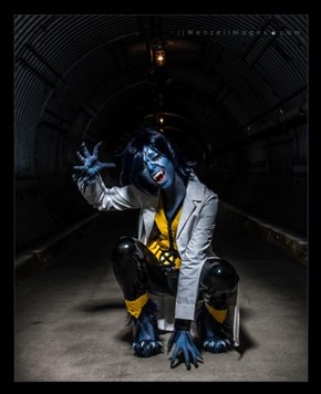 Is That Nightcrawler? No, It's a Gender Swapped Beast