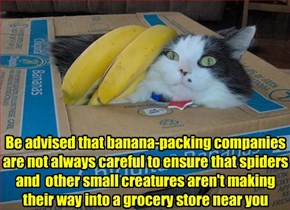 Warning to shoppers