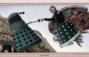 Dalek Fine Art