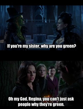 Once Upon a Mean Girls