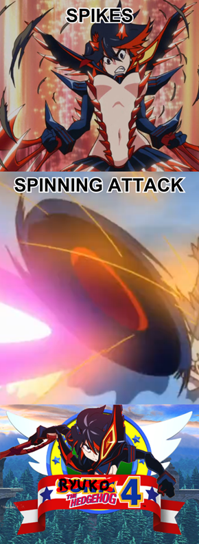 So That's Why Kill La Kill Is So Fast Paced