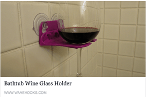 Need Some Bath Wine?