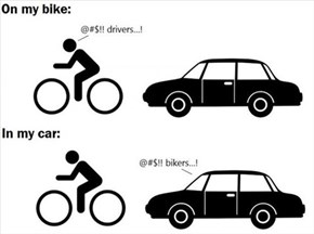 Pedestrians Curse Both