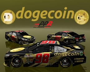NASCAR is Going to the Doges