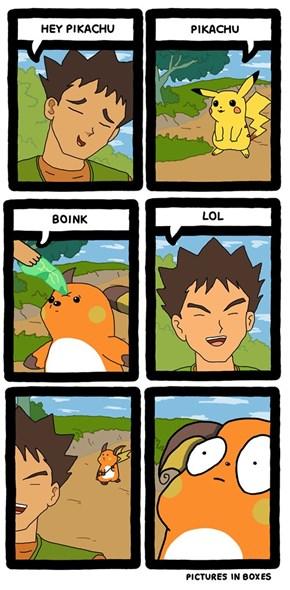 Oh, Brock
