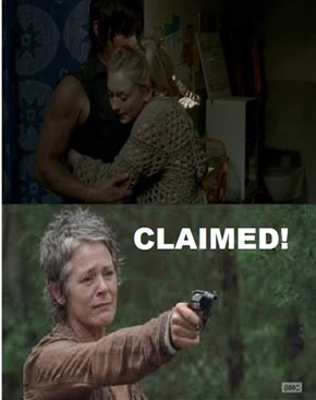 Daryl and Carol Forever !