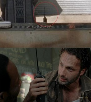 There's a Radio In Terminus