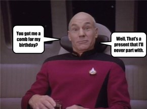 Punny Picard