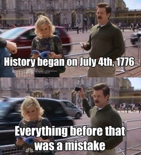 Ron Swanson Knows