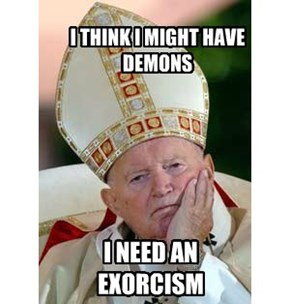 Get The Exorcist...