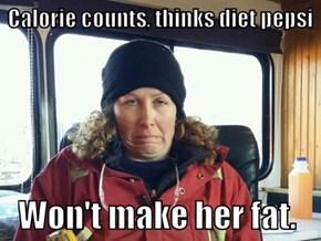 Fat girl Jen
